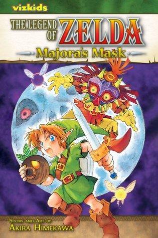 The Legend of Zelda: Majora's Mask (Zelda, #3)