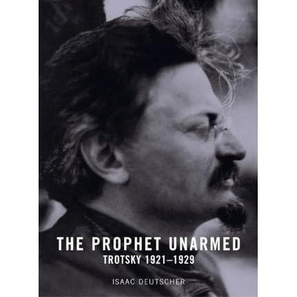 isaac deutscher the prophet unarmed pdf