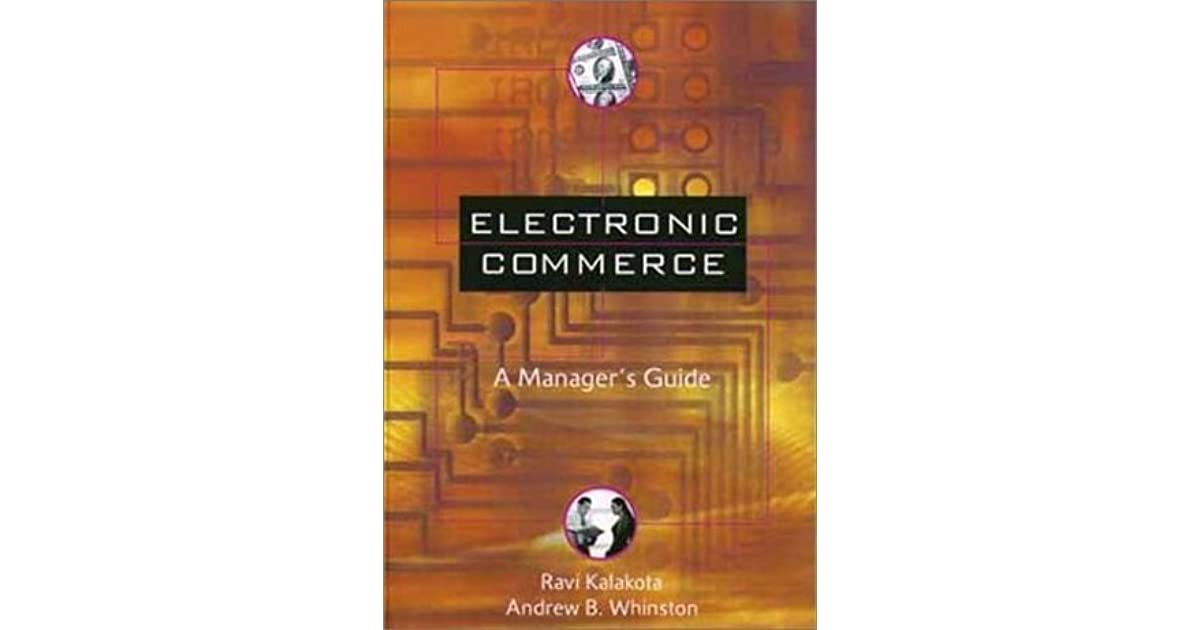 Commerce pdf of electronic frontiers book