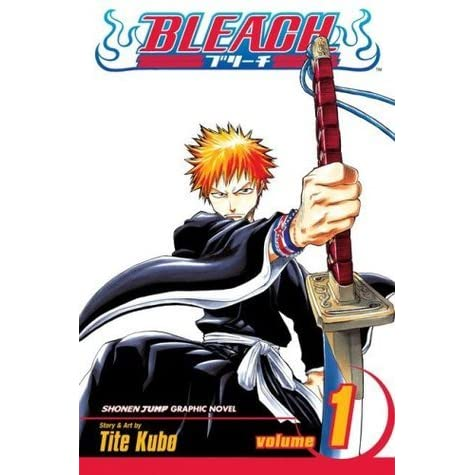 Bleach, Volume 01 by Tite Kubo