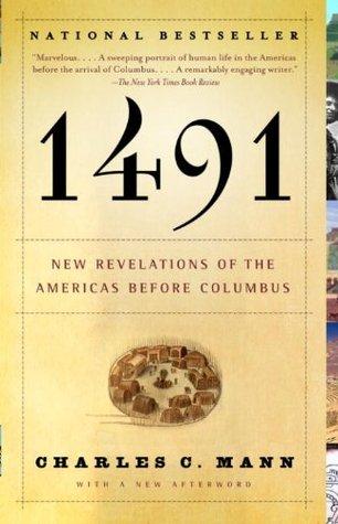 1491 by Charles C. Mann