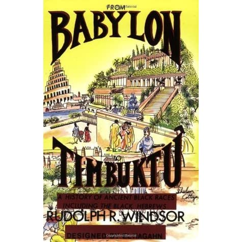 From Babylon to Timbuktu: A History of the Ancient Black