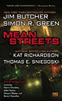 Mean Streets (Includes: The Dresden Files, #10.3)