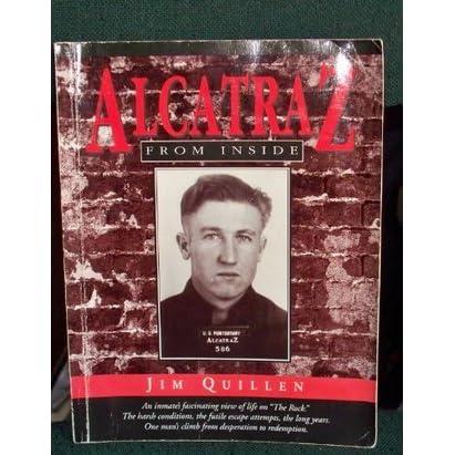 \\NEW\\ Alcatraz From Inside Book Jim Quillen. Kawasaki Complete promote Ellen Volver Salud
