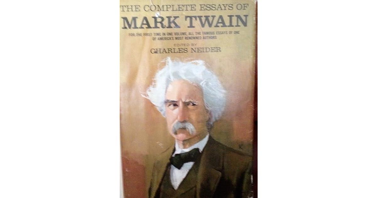 mark twain 17 essay Mark twain essays biography of mark  the adventures of huckleberry finn by mark twain essay:  exegesis of mark 10:17-31.