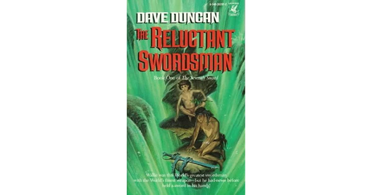 The Reluctant Swordsman (The Seventh Sword, Book 1)