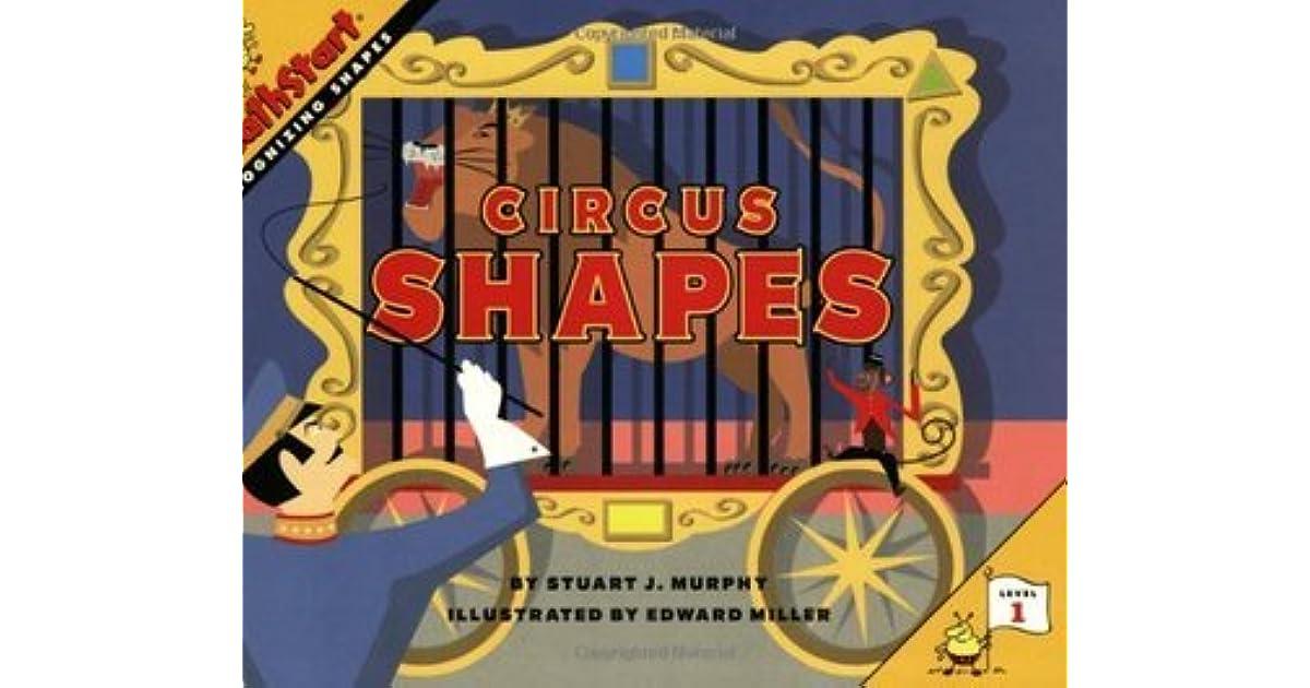 Circus Shapes By Stuart J Murphy-8301
