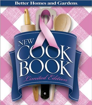 "New Cook Book, Limited Edition ""Pink Plaid"" : For Breast Cancer Awareness (Better Homes & Gardens)"