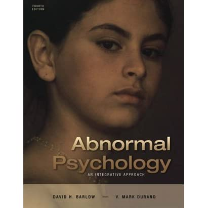 Abnormal behavior in religion
