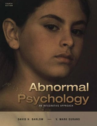 Abnormal Psychology  An Integrative Approach ( PDFDrive
