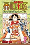 One Piece, Volume 2: Buggy the Clown