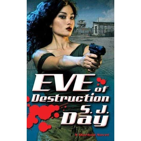 Eve Of Destruction Marked 2 By S J Day