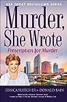 Prescription For Murder (Murder, She Wrote, #39)