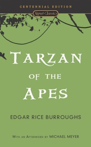Tarzan of the Apes by Edgar Rice Burroughs (5 star review)