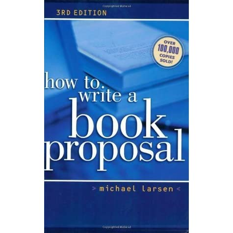 how to write a synopsis for a book proposal
