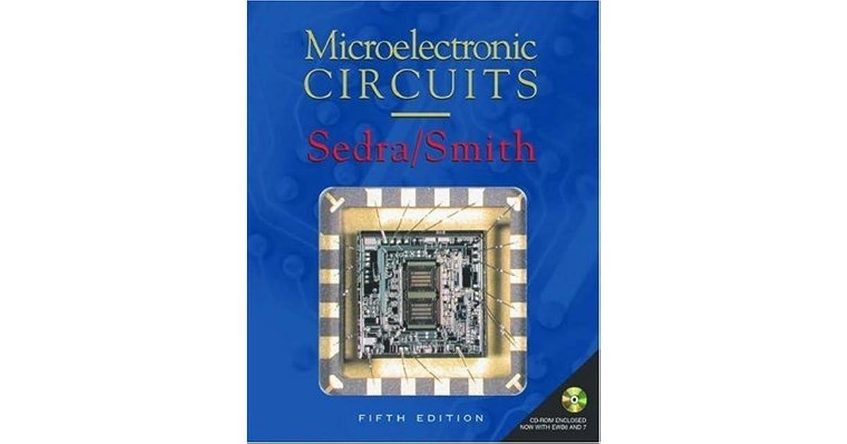 Microelectronic Circuits Sedra Smith 5th Edition Pdf