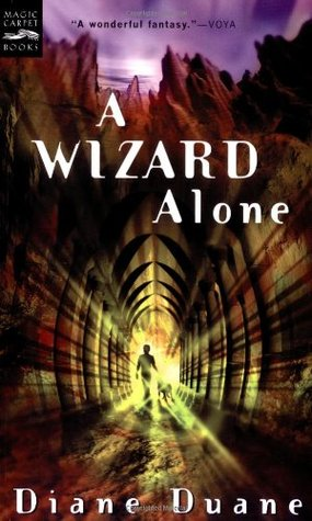 A Wizard Alone (Young Wizards, Book 6) (New Millennium Edition)