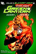 Green Lantern, Volume 8: Agent Orange