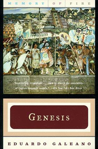 Genesis by Eduardo Galeano