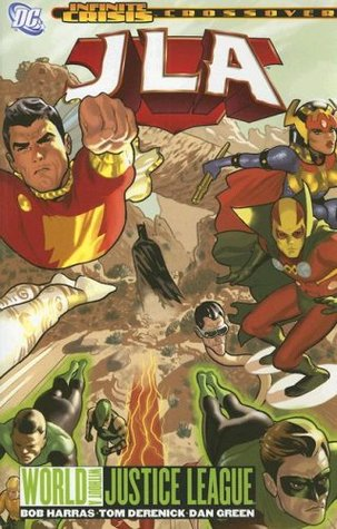 JLA, Vol. 19: World Without a Justice League