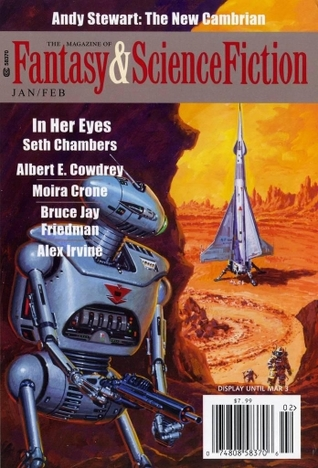 Fantasy & Science Fiction, January/February 2014 (The Magazine of Fantasy & Science Fiction, #711)