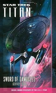 Sword of Damocles (Star Trek Titan #4)