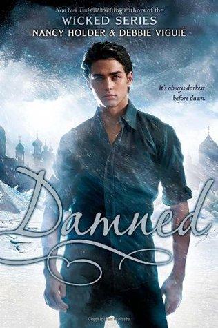 Damned (Crusade, #2)