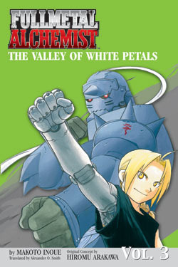 Fullmetal Alchemist: The Valley of the White Petals