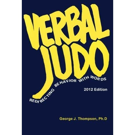 Verbal Judo Ebook