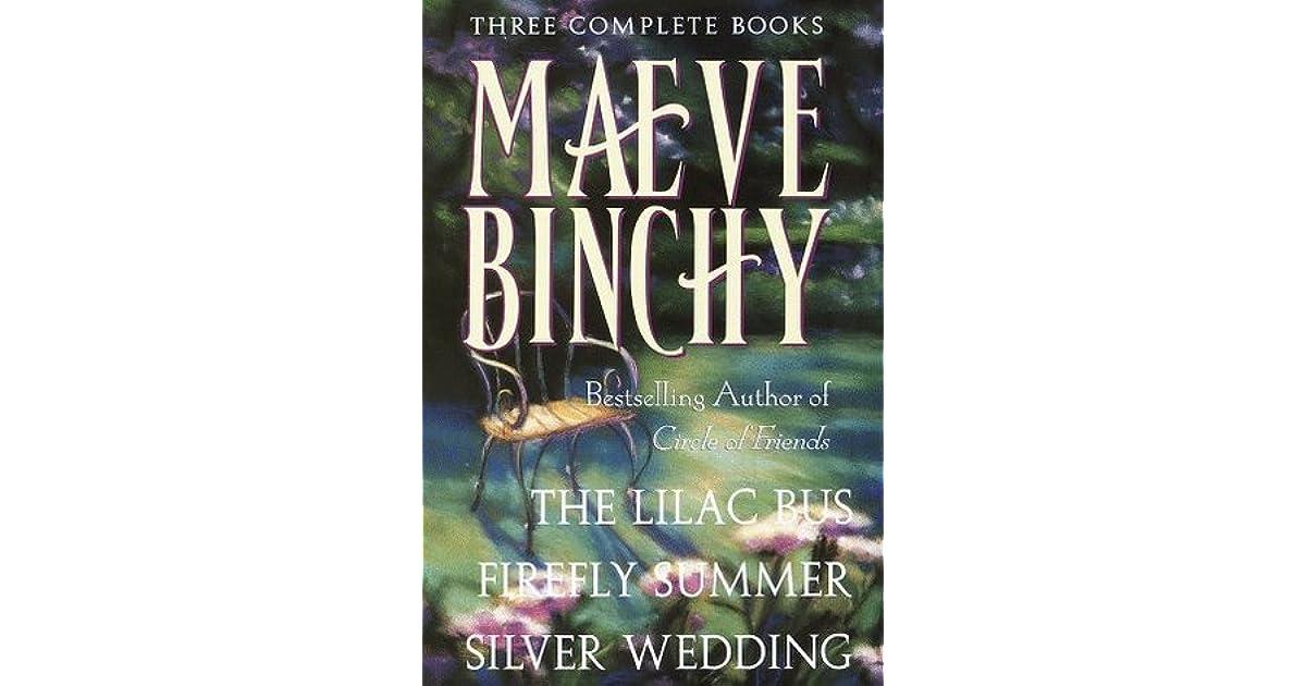 silver wedding binchy maeve