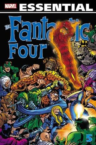 Essential Fantastic Four, Vol. 5