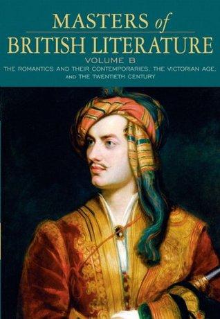Masters of British Literature, Volume B