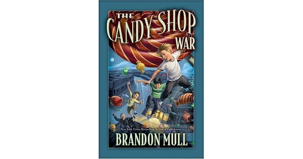 The Candy Shop War Pdf