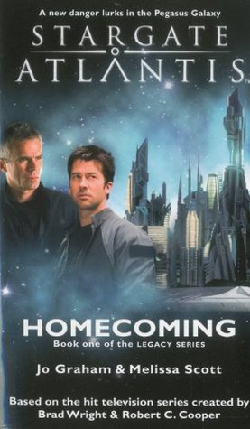 Homecoming (Stargate Atlantis, #16) by Jo Graham