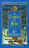 A Comedy of Heirs (Torie O'Shea, #3)