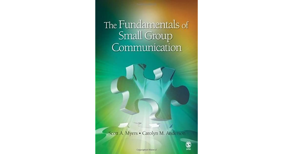 communication in a small group