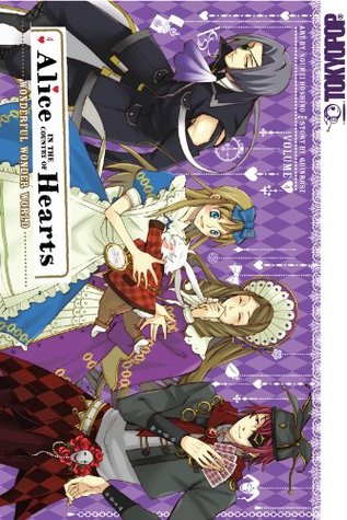 Alice in the Country of Hearts, Vol. 04 by QuinRose