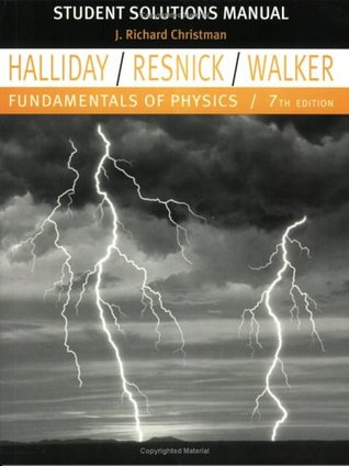 Halliday resnick walker 7th edition solutions manual | college.