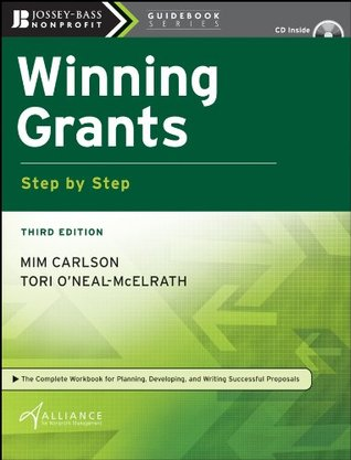 Winning Grants: Step by Step (Book with CD-ROM) [With CDROM