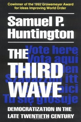 The third wave democratization in the late twentieth century-University of Oklahoma Press