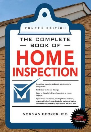 Complete Book of Home Inspection 4