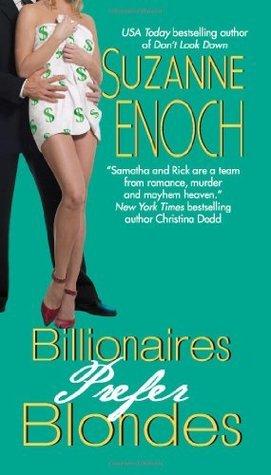 Suzanne Enoch - Samantha Jellicoe 3 - Billionaires Prefer Blondes