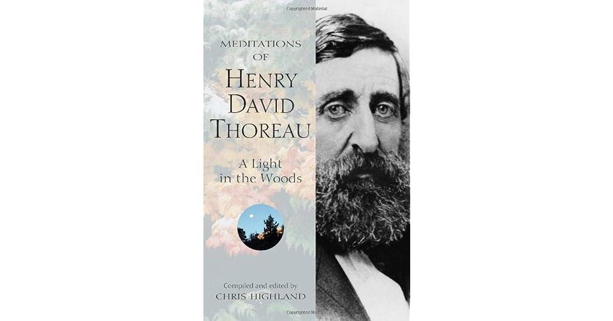 essay on henry david thoreau Essays and criticism on henry david thoreau - critical essays.