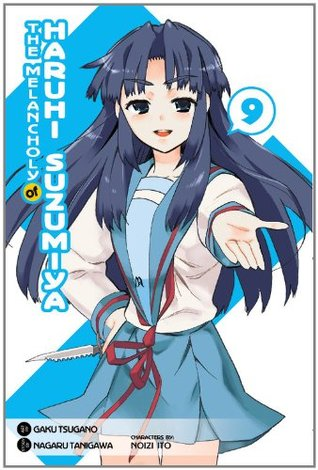 Read The Melancholy Of Haruhi Suzumiya Vol 9 The Melancholy Of Haruhi Suzumiya 9 By Nagaru Tanigawa
