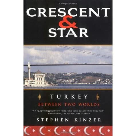 crescent and star turkey between two