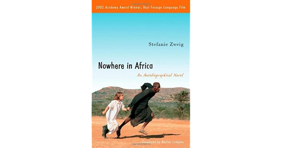 nowhere in africa essay