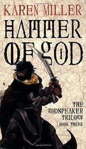 Hammer of God (Godspeaker Trilogy, #3)