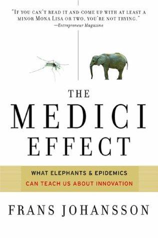 Medici Effect by Frans Johansson
