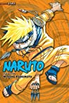 Naruto (3-in-1 Edition), Vol. 2: Includes Vols. 4, 5 & 6 (Naruto: Omnibus, #2)