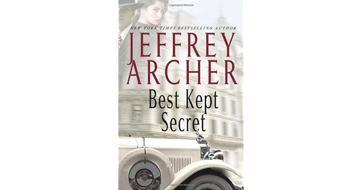 best kept secret jeffrey archer ebook free download